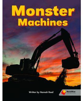 Monster Machines