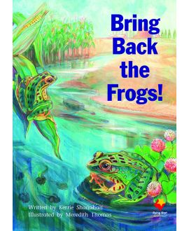 Bring Back the Frogs