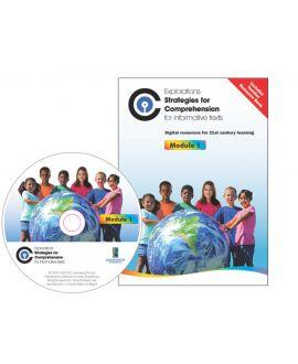 Explorations Strategies for Comprehension Digital M4