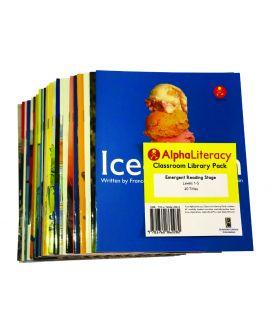 Classroom Mega Value Packs - Emergent Reading Stage