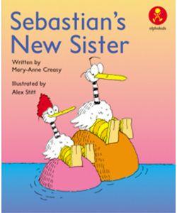 Sebastian's New Sister