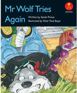 Mr Wolf Tries Again