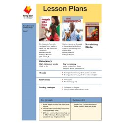 Lesson Plan - People Who Help Me | In My Neighbourhood LP