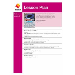 Lesson Plan - Heating and Cooling How Do Things Change?