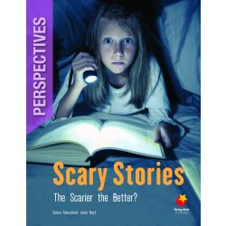 Scary Stories: The Scarier the Better?