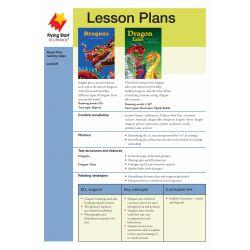 Lesson Plan - Dragons | Dragon Tales