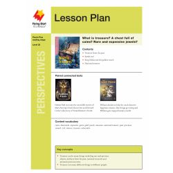 Lesson Plan - What is Treasure? What Do You Value?
