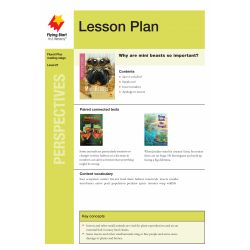 Lesson Plan - Mini Beasts The Good, the Bad and the Ugly