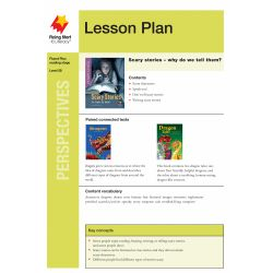 Lesson Plan - Scary Stories: The Scarier the Better?