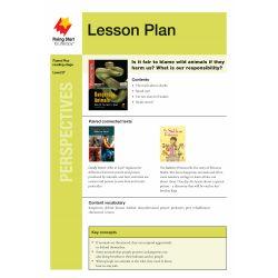 Lesson Plan - Dangerous Animals: