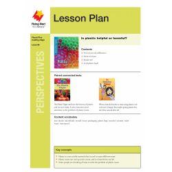 Lesson Plan - Plastic: Helpful or Harmful?