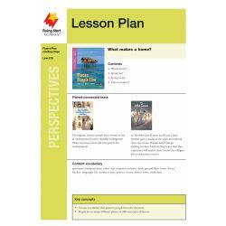 Lesson Plan - Places People Live