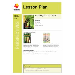 Lesson Plan - Trees: Why Do We Need Them?