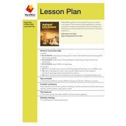 Lesson Plan - Animal Lifetimes