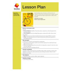 Lesson Plan - Bicycles by Design