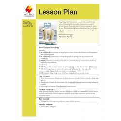 Lesson Plan - Going, Going, Gone?