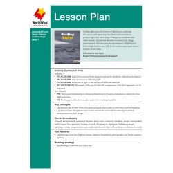 Lesson Plan - High Up