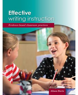 Effective Writing Instruction