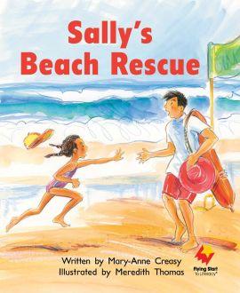 Sally's Beach Rescue