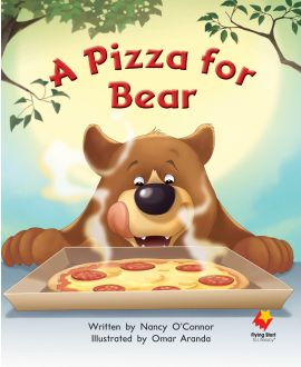 A Pizza for Bear