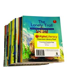 Classroom Mega Value Packs - Transitional Reading Stage