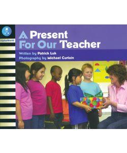 A Present for Our Teacher
