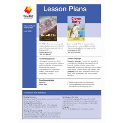Lesson Plan - HeroRATs / Clever Ratty