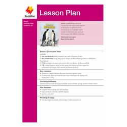 Lesson Plan - Summer in Antarctica