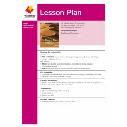 Lesson Plan - The Changing Shape of the Land