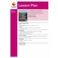 Lesson Plan - A River's Journey