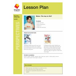 Lesson Plan - Water: The Key to Life?