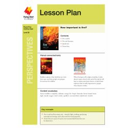 Lesson Plan - Fire: Friend or Foe?