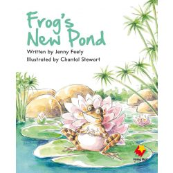 Frog's New Pond