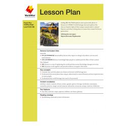 Lesson Plan - Looking After Our World