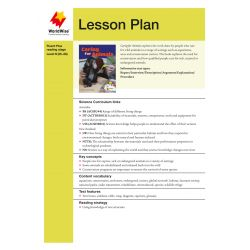 Lesson Plan - Caring for Animals