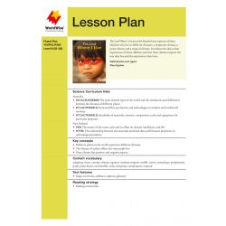 Lesson Plan - The Land Where I Live