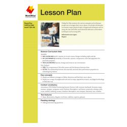 Lesson Plan - Finding Our Way