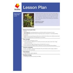 Lesson Plan - Amazing Animal Survivors